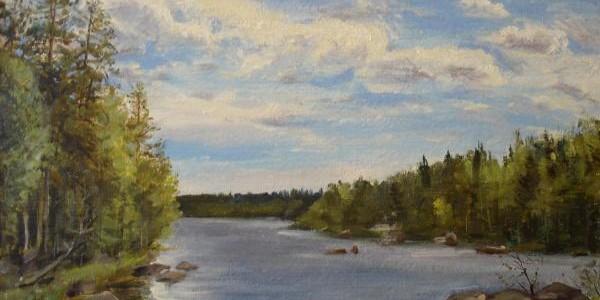 Кунье — озеро