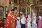 DSC_0202-Святое Причастие в этот день приняли 45 человек